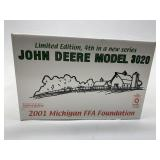 Ertl Collectibles FFA John Deere Model 3020 1/16 S