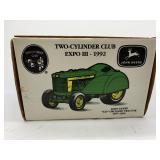 Ertl John Deere 620 Orchard Tractor 1957-1960