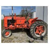 1946 Case VAC Tractor