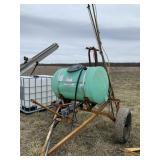 Kromer 18-ft Sprayer & 10-Gallon  Tank