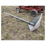 4-in. Auger - 16-ft long with hopper