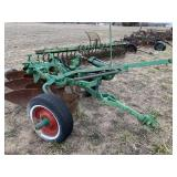 Oliver 3-Bottom Plow w/ 16-in. Bottoms