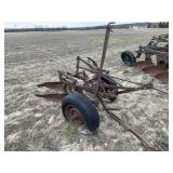 Oliver 2-Bottom Plow w/ 12-in Bottoms