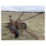 International Harvester 2-Bottom Plow
