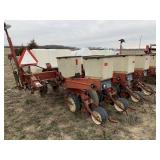 White 5100S Bean Planter - 9 Row