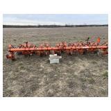Allis Chalmers Soil Flow 101 6-Row Cultivator