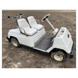 Yamaha Golf Cart w/ Gas Engine