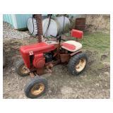 Wheel Horse 518 H Lawn Mower, 48-in. Deck