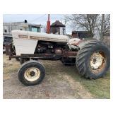 1970 David Brown 1200 Tractor
