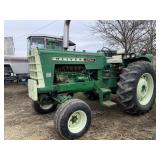 1968 Oliver 1750 Diesel Tractor