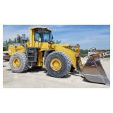 Paving, Excavating & Trucks - Absolute Auction
