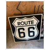 4 route 66 collectibles