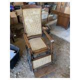 Vintage wheel chair