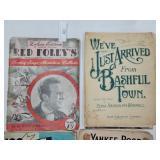 Vintage Music Books