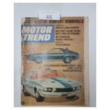 (2) Vintage Automotive magazines