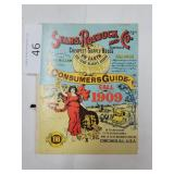 Fall 1909 Sears Roebuck and Co. catalog