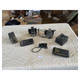 7 Vintage Cameras