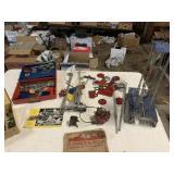 Vintage Erector sets