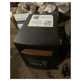 Eden Pure electric heater, 360 fan, B&D drill bit