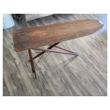Antique Wooden Ironing Board (functioning)