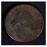 1803 S-250 LARGE CENT, VG NICE