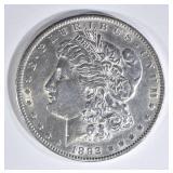 1892 MORGAN DOLLAR BU CLEANED