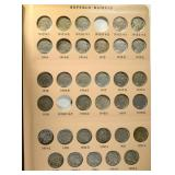 SET BUFFALO NICKELS COMPLETE EXCEPT 13-D T-2,