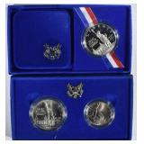 1986 LIBERTY COINS