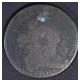1800/79 LARGE CENT, AG  S-194