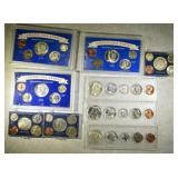 LOT OF 1964 MINT  YEAR SETS: