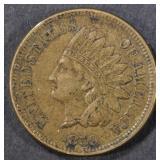 1859 INDIAN HEAD CENT  XF/AU