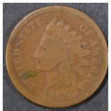1869 INDIAN HEAD CENT  VG