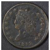1812 SD LARGE CENT  XF