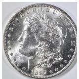 1887-O MORGAN DOLLAR  CH/GEM BU