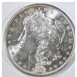 1881-S MORGAN DOLLAR  CH/GEM BU