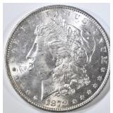 1878 7TF REV. 79 MORGAN DOLLAR BU