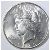 1926-D PEACE DOLLAR  CH/GEM BU
