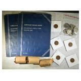 LOT OF MIXED TYPE COINS: