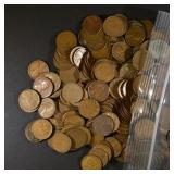 500-MIXED DATE CIRC LINCOLN WHEAT CENTS