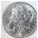 1902-O MORGAN DOLLAR GEM BU