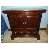 Ethan Allen Bed Console Table