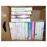 Romance and Historical Paperbacks Lot of 28