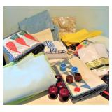 Table Cloths, Placemats Napkins & More