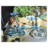 "Dahon 20"" Stowaway 3 Speed Folding Bike"