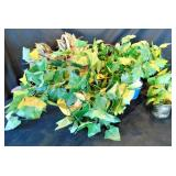Lot of 6 Artificial Green Arrangements