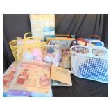 Tons of Knitting & Crocheting Supplies