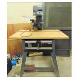 "Craftsman 10"" Radial Saw - Working"