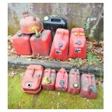 11 Gasoline Containers