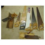 Hand Saws and Miter Saws