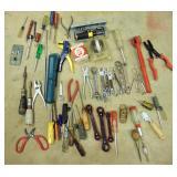 Misc Tool Lot